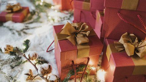 Ziemassvētku korporatīvās dāvanas