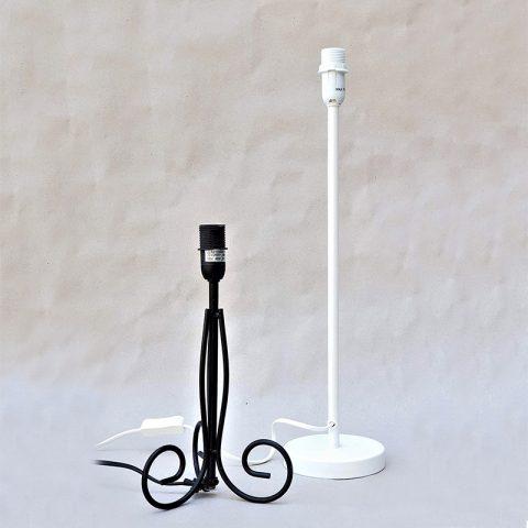 Lampas statīvs ar slēdzi